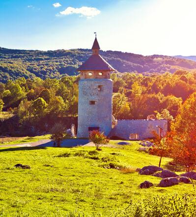 Stari grad Drežnik
